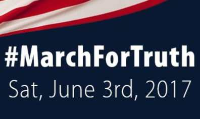 March for Truth June 3 2017